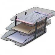 Caixa para correspondencia Acrimet 245 3 tripla articulada cristal