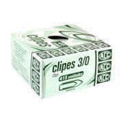 Clips N.3/0 Galvanizado Caixa Com 500G / 415Un / Acc