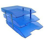 Caixa para correspondencia Acrimet 245 2 tripla articulada azul