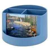 Mix Acrimet 958 5 Organizer organizador pessoal com porta foto cor azul sólido