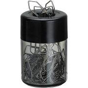 Porta clips Acrimet 936 0 magnetico cor fume e preto