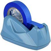 Suporte Acrimet 271 AO  para fita adesiva grande cor azul solido