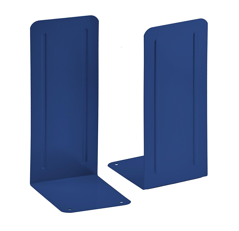 Kit com 4 pares de Suporte Livro Acrimet Jumbo 294.7 azul profundo