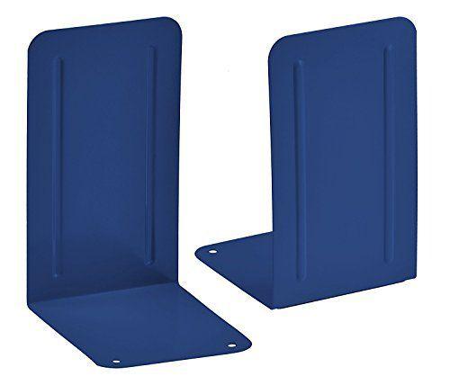 Kit com 6 pares de Suporte Livro Acrimet premium 292.7 cor azul profundo