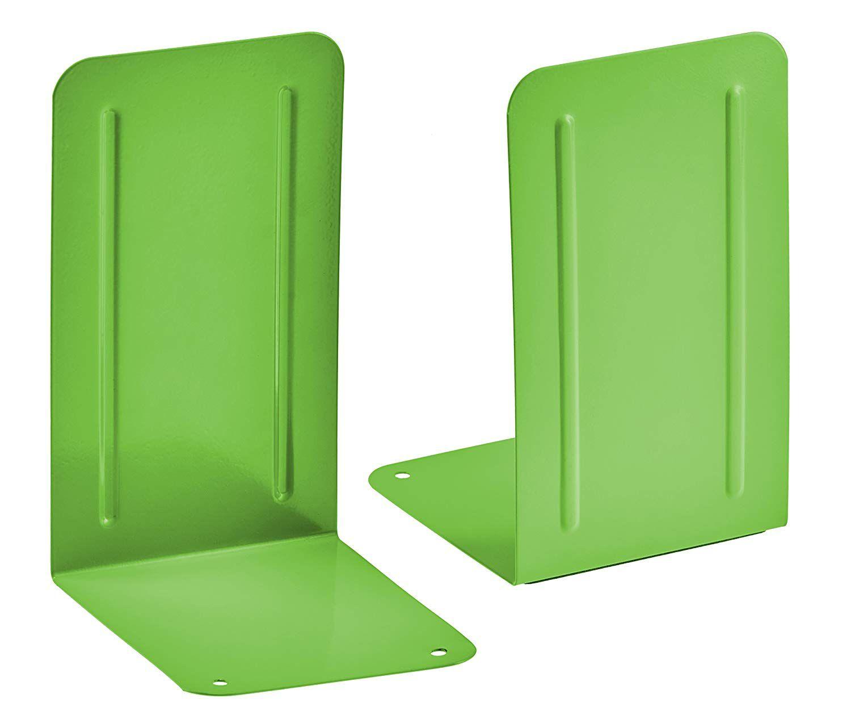 Kit com 6 pares de Suporte Livro Acrimet premium 293.7 cor verde citrus