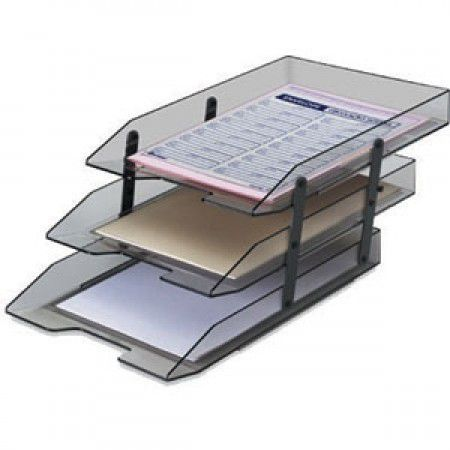 Caixa para correspondencia Acrimet 245.3 tripla articulada cristal