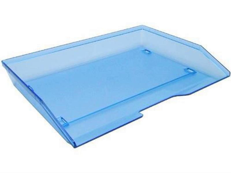 Caixa para correspondencia Acrimet 251.2  simples facility lateral  azul clear