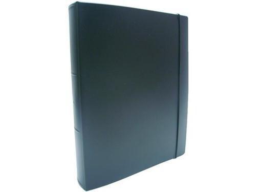 Fichario Acrimet 802 5  pasta vip oficio 2 argolas cor preta