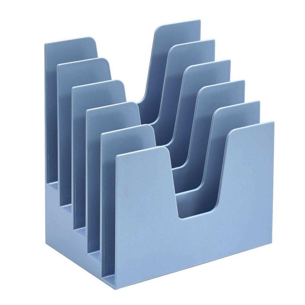 Organizador de Documentos Azul 225.5 Acrimet