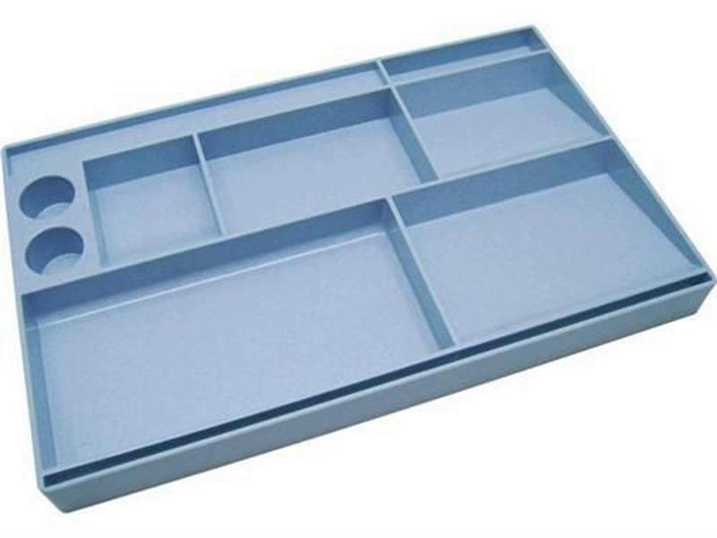 Organizador de gavetas azul solido  977.AO  Acrimet
