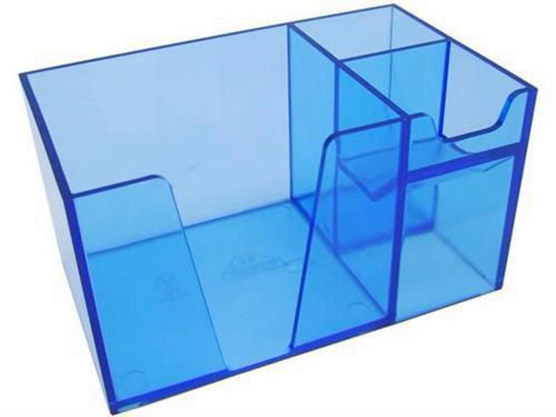 Organizador de mesa azul clear 978.2   Acrimet