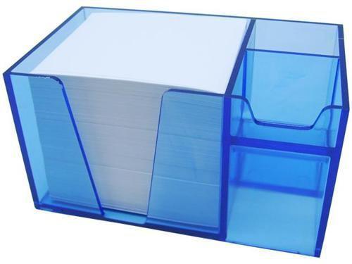 Organizador de mesa  c/papel branco 954.0  Acrimet