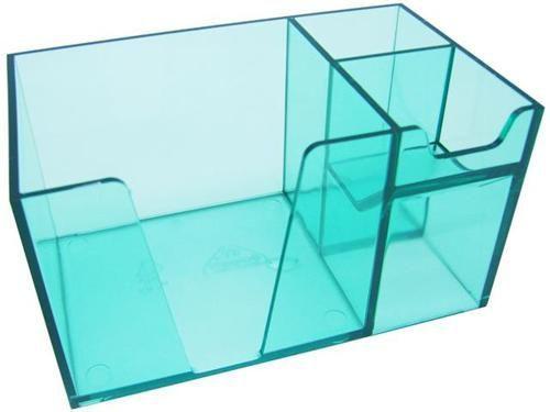 Organizador de mesa verde clear 978 5 Acrimet