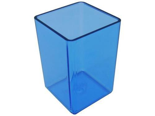 Porta lapis azul clear 933 2  Acrimet