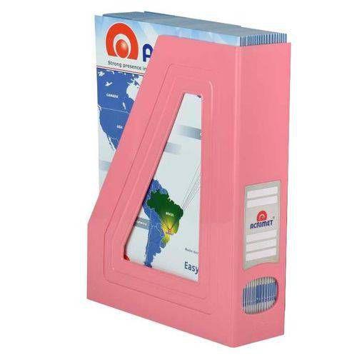 Porta revista Acrimet 276 RO  classic rosa solido