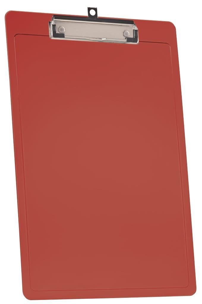 PRANCHETA A4 EXPORT C/PREND. WIRE CLIP VERM CLEAR 138 6