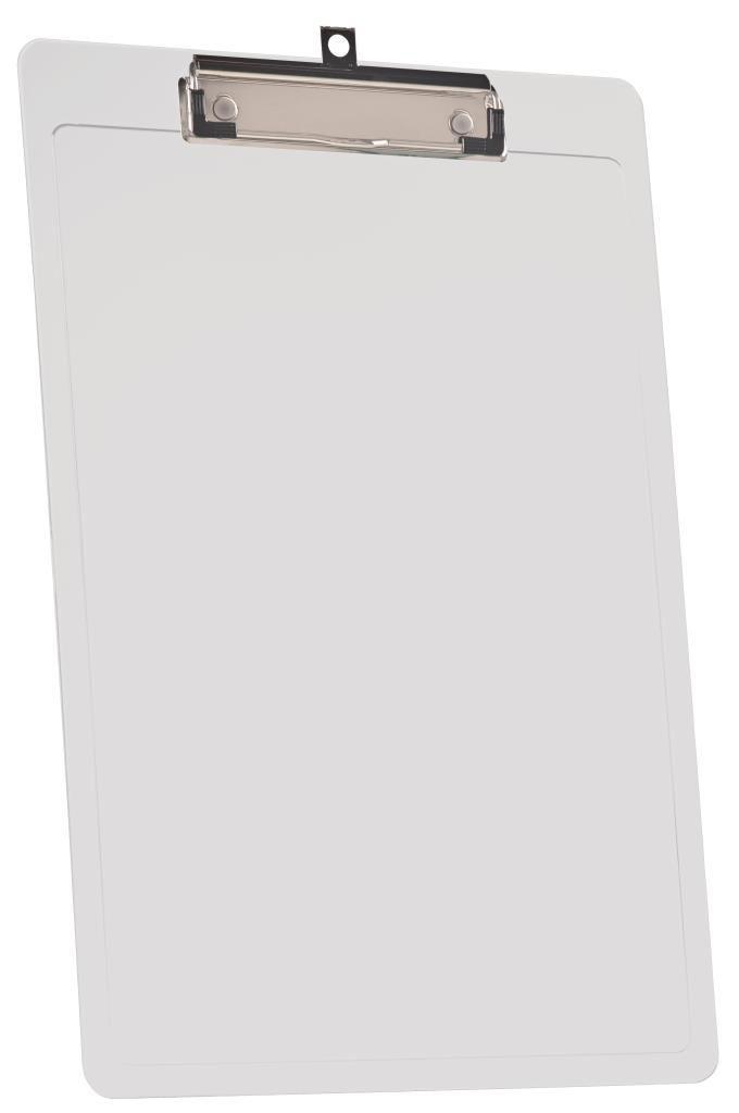PRANCHETA A4 EXPORT C/PREND. WIRE CLIP CRISTAL 138 3