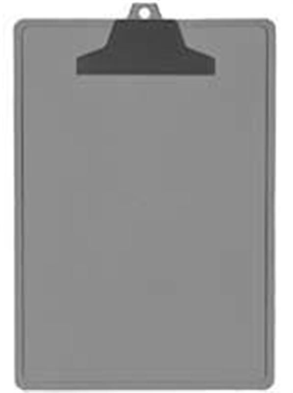 Prancheta Acrimet 131.0 com prendedor plastico  A4