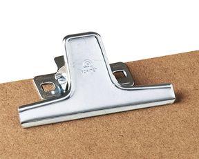 Kit com 25 Prendedor metálico tradicional  30855