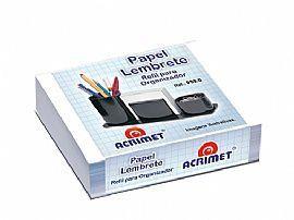 Refil Acrimet 955 0 porta lembrete  branco  pacote com 200 folhas