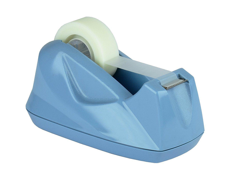 Suporte Acrimet 270.AO  para fita adesiva pequena cor azul claro