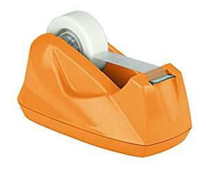 Suporte Acrimet 270.LC  para fita adesiva pequena cor laranja