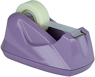 Suporte Acrimet 270.LO  para fita adesiva pequena cor lilas