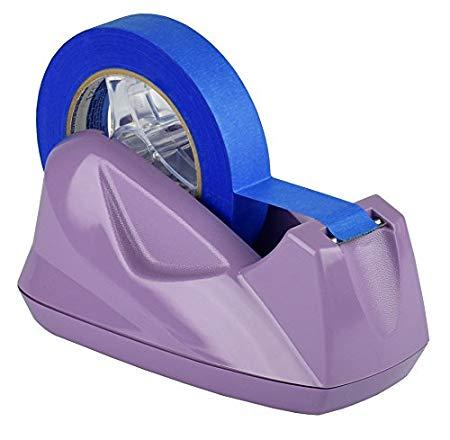 Suporte Acrimet 271.LO  para fita adesiva grande cor lilas
