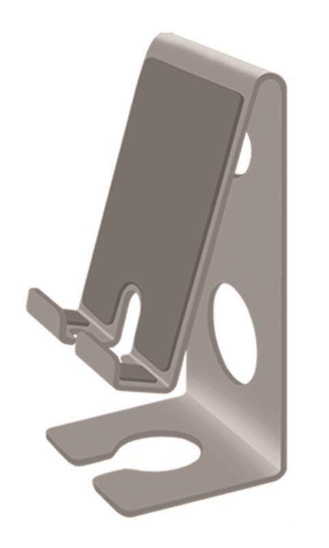Suporte Acrimet 313 1 smart para celular cor prata