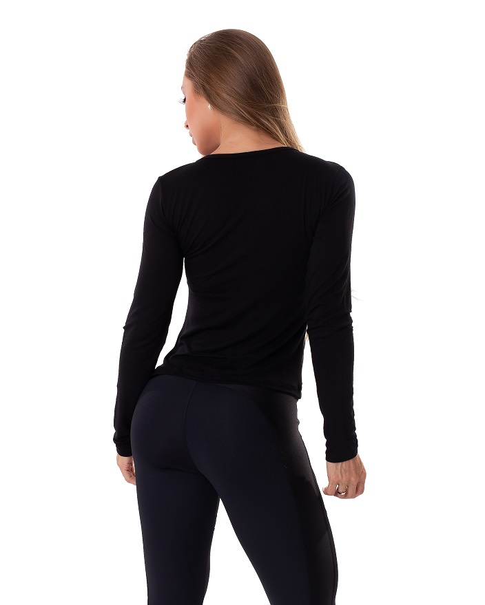 BLUSA DELICATED LETSGYM