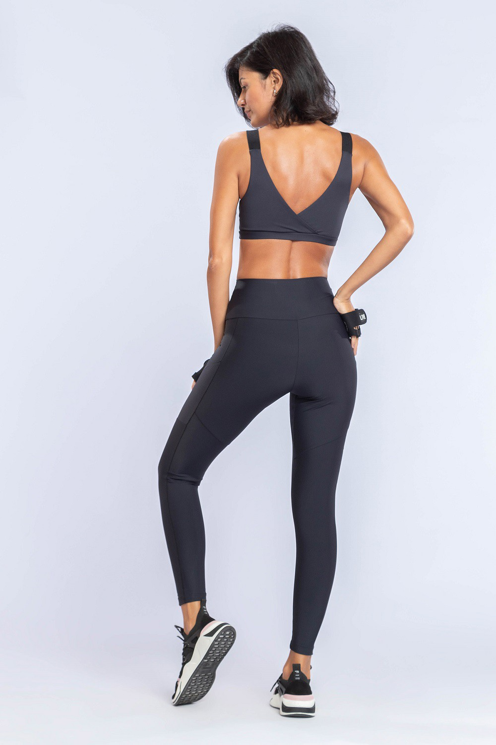 CALÇA LEGGING POWER INTENSE ESSENTIAL LIVE
