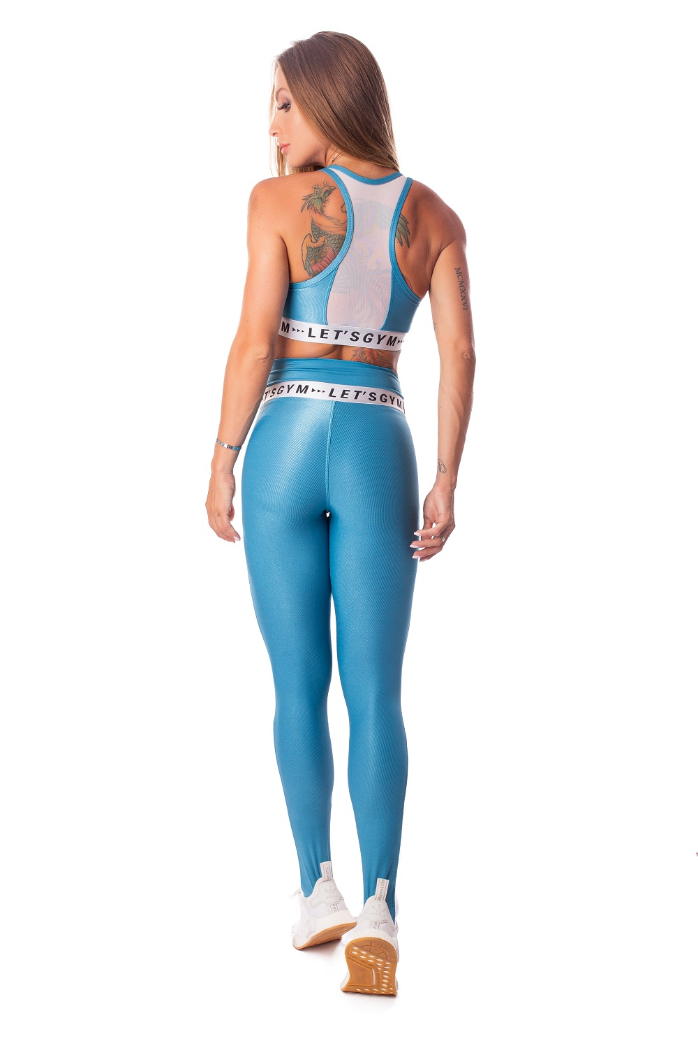 LEGGING NEW WONDERS LETSGYM