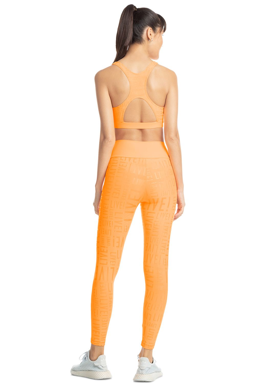 Top Live! Essential Laranja Neon