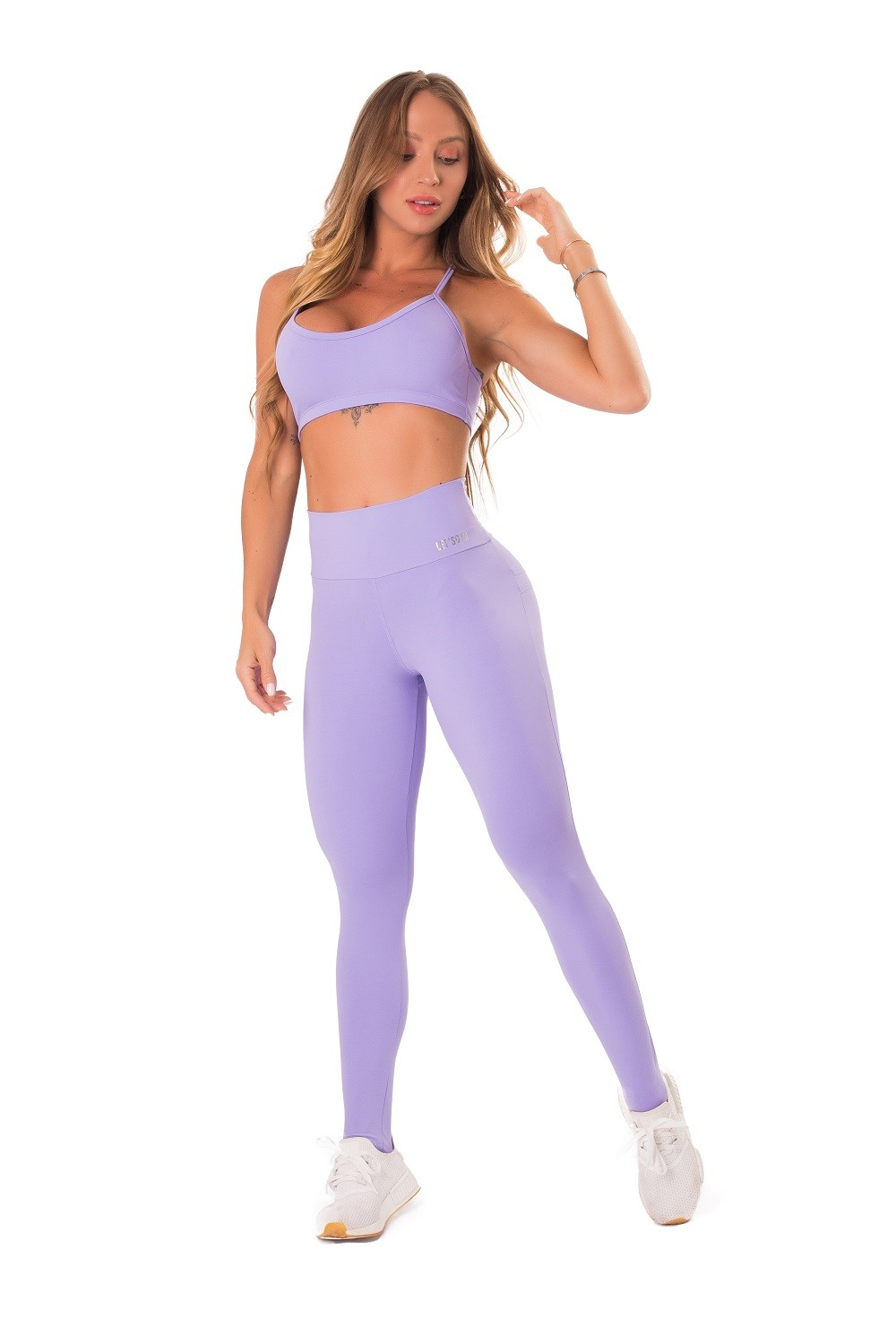 TOP PURE UP SOFT LILÁS LETSGYM