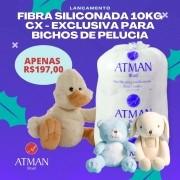 FIBRA SILICONADA 10KG CX - EXCLUSIVA PARA BICHOS DE PELÚCIA