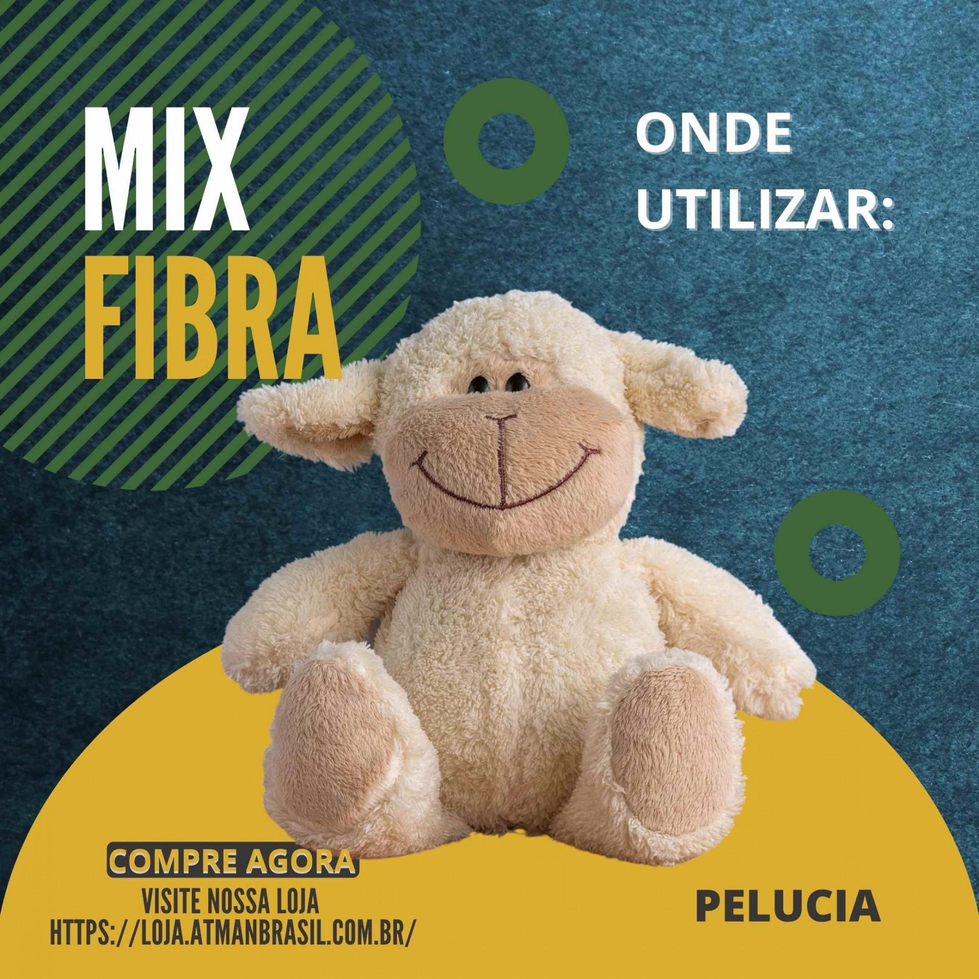 Mix Fibra Atman 10kg cx