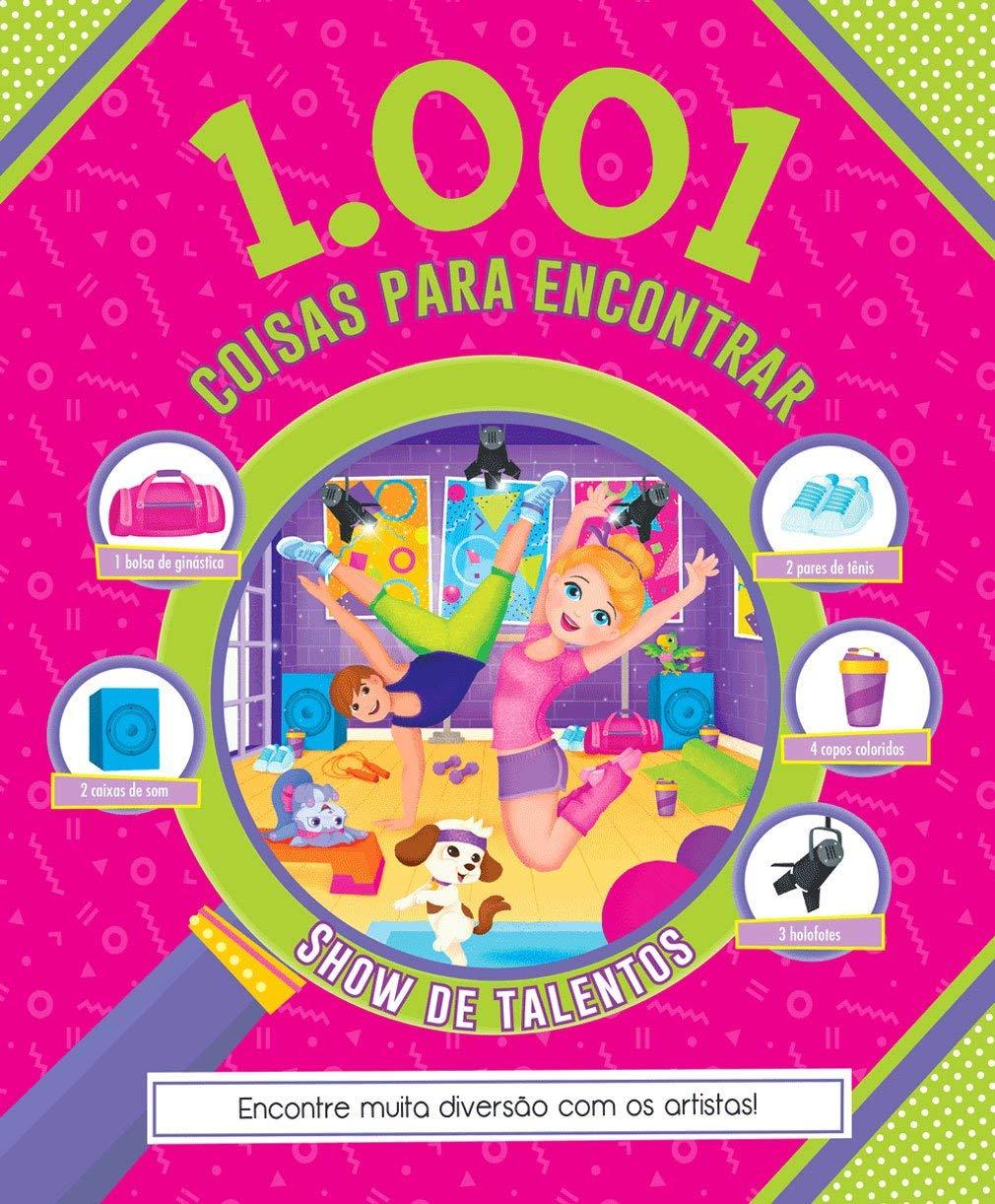 1001 COISAS PARA ENCONTRAR - SHOW DE TALENTOS