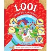 1001 COISAS PARA ENCONTRAR - CAVALEIROS
