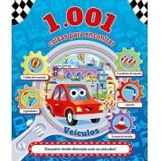 1001 COISAS PARA ENCONTRAR - VEICULOS
