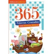 365 PALAVRAS CRUZADAS COM HISTORIAS BIBLICAS