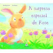 A SURPRESA ESPECIAL DE ROSE