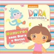 BANHO/DORA - NUMEROS COM DORA E BOTAS