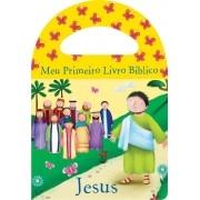 BANHO/MEU PRIM. LIVRO BIBLICO - JESUS