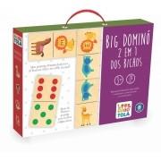 BIG DOMINÓ 2 EM 1 - TRADICIONAL / BICHOS