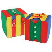 Cubos de Atividades ( 2 cubos para 8 atividades )