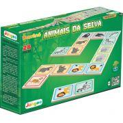 DOMINO ANIMAIS DA SELVA