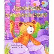 ESCONDE - ESCONDE NO ANIVERSARIO DO LEOPARDO
