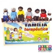 Familia Terapeutica Negra em Madeira