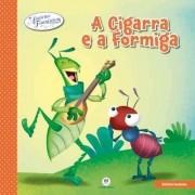 HISTORIAS FANTASTICAS - A CIGARRA E A FORMIGA