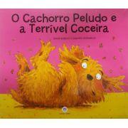 O CACHORRO PELUDO E A COCEIRA TERRIVEL